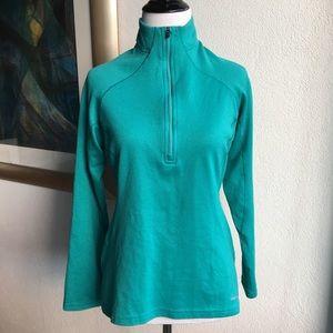 Patagonia Capilene 3 Aqua Pullover Layer size XS